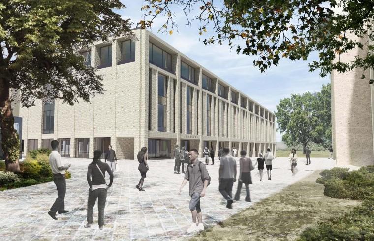 New Library University of Roehampton