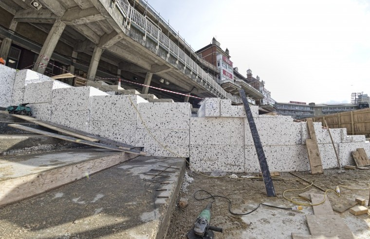 The Kia Oval - Peter May Stand