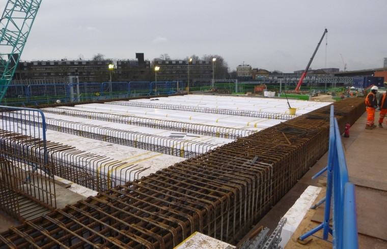 Paddington New Yard