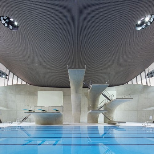 London 2012 Olympic Diving Platforms