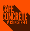 Cordek exhibit at Cafe Concrete