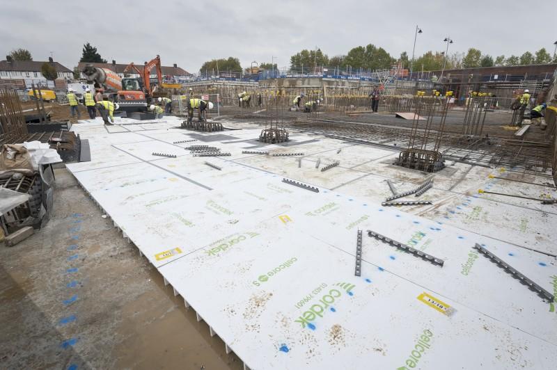 Ground Heave Solutions - Lea Bridge