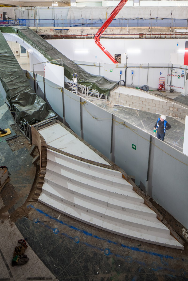 Structural Fill Solutions - Halle Place, Arndale Centre