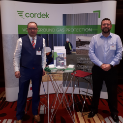 Cordek exhibited at Brownfield Redevelopment: Midlands & North