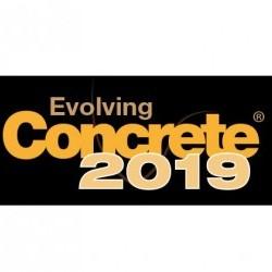 Evolving Concrete 2019