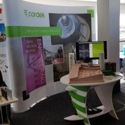 Cordek exhibit at the Precast 2018 Conference & Expo