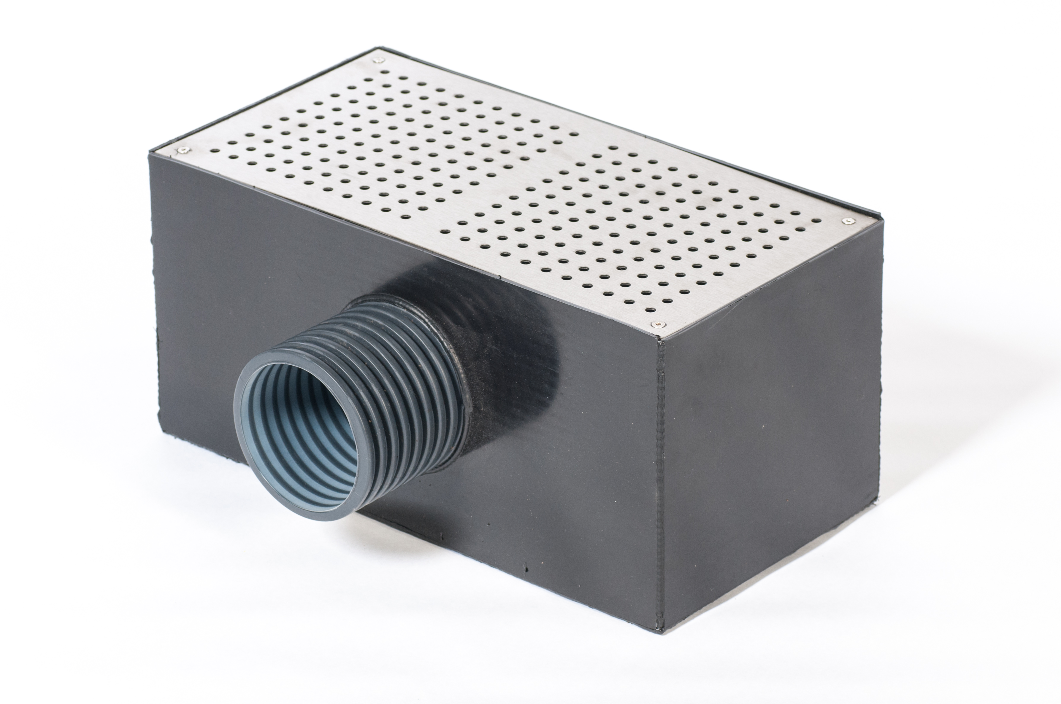Ground Level Vent Box Voc And Ground Gas Protection Cordek